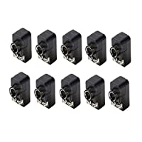 C&E CNE77520 Matching Transformer 75/300-Inch Quick Connect, 10-Pack