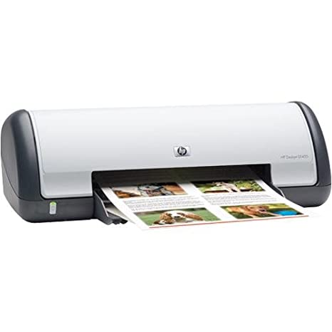 HP D1455 Deskjet Printer (Color)