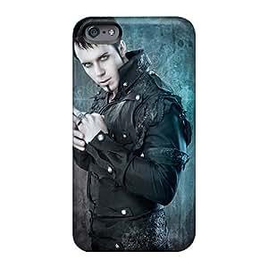 ErleneRobinson Iphone 6plus Shockproof Hard Phone Case Customized Nice Kamelot Band Skin [OnT13048mzNg]