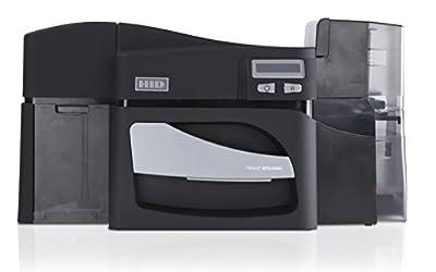 Fargo DTC4500e dual sided ID card printer by HID FARGO
