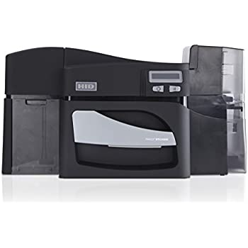 Amazon Com Fargo Dtc1000 Dual Sided Id Card Printer