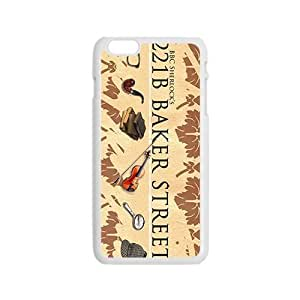 221B Baker Street Cell Phone Case for iPhone 6