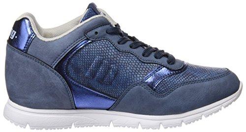 MTNG Attitude Doraimon, Zapatillas de Deporte para Mujer Azul (Lava Marinorayo Marino)