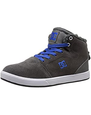 Crisis High Skate Shoe (Little Kid/Big Kid)