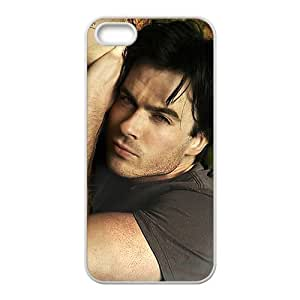 Ian Joseph Somerhalder Cell Phone Case for iPhone 5S by lolosakes