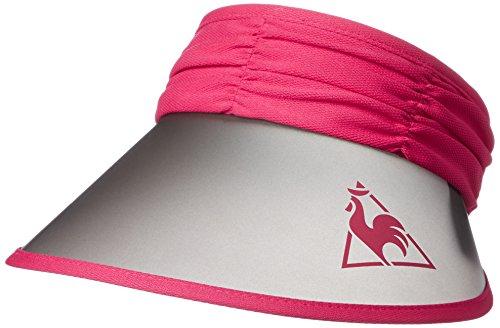 (ルコックスポルティフ) le coq sportif 帽子 コンパクトクリップバイザー QA-185971 [レディース]