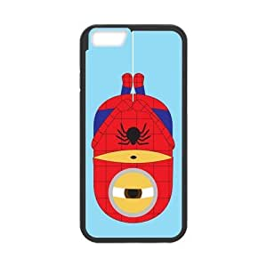 Despicable Me Minion Spider Man Case for iPhone 6