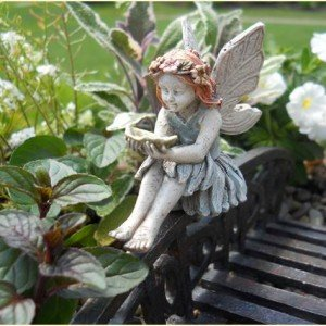 Ordinaire Miniature Fairy Statues Figurines   Fairy Garden Miniature Decoration  Accessories Village Pieces (Amie)