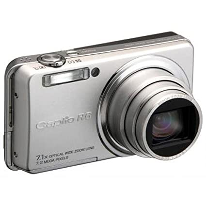 RICOH Caplio R6 Digital Camera Windows 8 Driver Download