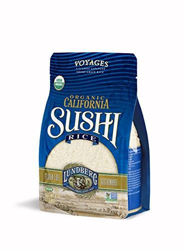 Lundberg Organic White Sushi Pound product image