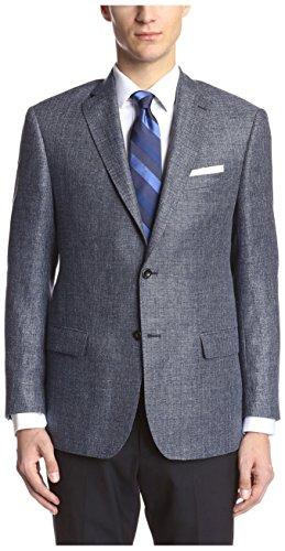 [해외]프랭클린 테일러드 남성 솔리드 텍스처 스포츠코트 / Franklin Tailored Men`s Solid Textured Sportcoat