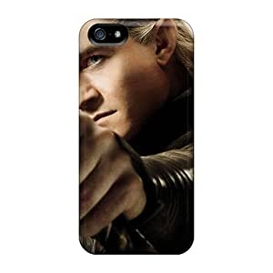 Anti-Scratch Hard Phone Cases For Apple Iphone 5/5s (tqj7452nzil) Support Personal Customs Fashion Desolation Of Smaug Pictures