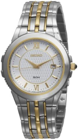 Seiko Men s SKK688 Le Grand Sport Two-Tone Watch
