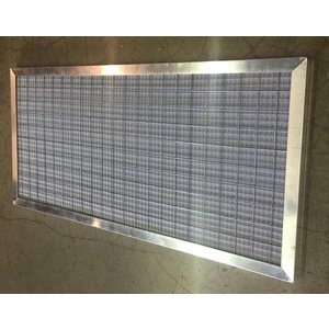 Supermax Universal Fit Electrostatic Filter, 12'' x 24''