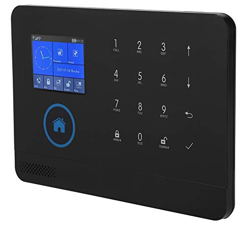 Garsent 3G/GSM/GPRS/WIFI Home Security Alarm System Kit Wireless Intelligent Video Alarm Kit Home&Business Office with…