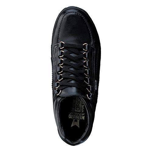 Mephisto Montantes Baskets Laurie Laurie Noir Mephisto Baskets Montantes Noir Mephisto PBwIEqp