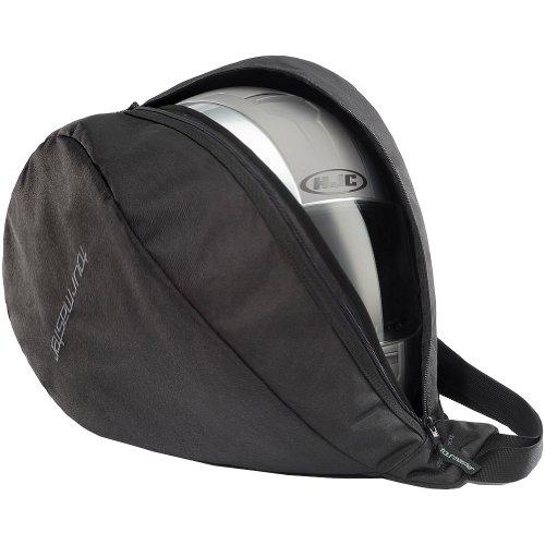 Tour Master Select Lid Pack Motorcycle Helmet Bag - Black / 11.5
