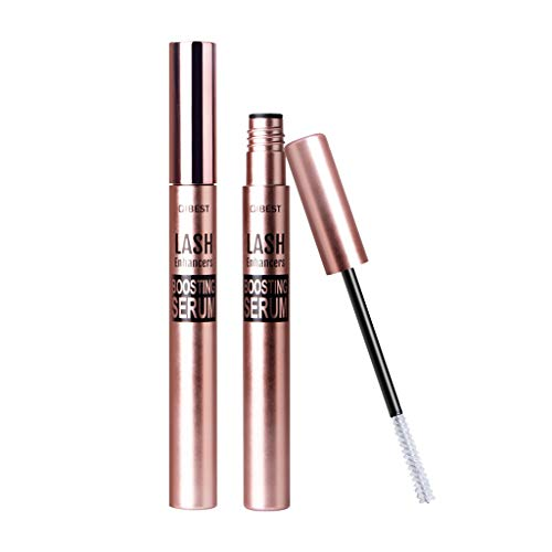 AHAYAKU Eyelash Growth Serum Natural Lash Boost Growth Serum Lash Eyebrow Enhancer 2019 Summer Rose Gold