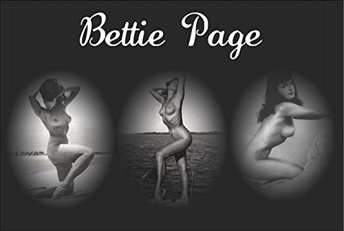 Bettie Page Pin Ups - 2