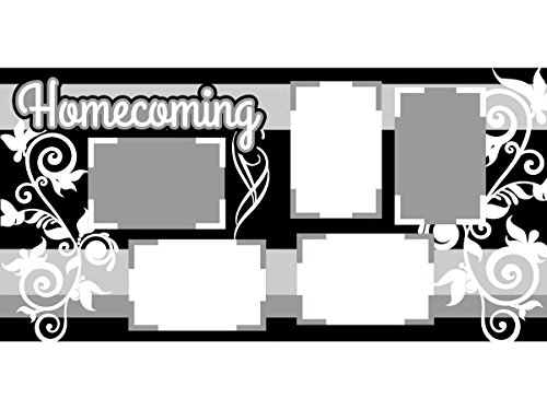 """Homecoming"" Scrapbook Kit"