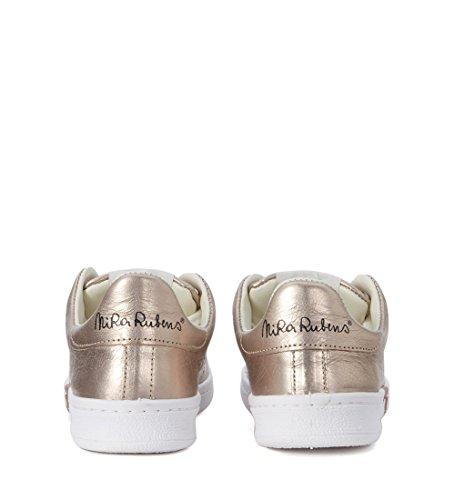Rubens Modello Daiquiri Sneaker Rame E Pelle Platino Stella Nira In HqEw5