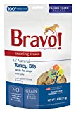 Bravo! Premium Freeze-Dried Training Treats for Dogs, Turkey 2.5 OZ For Sale