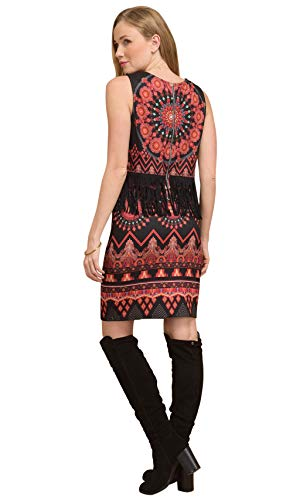 Kleid 101 Ideesrmelloses Kleid 101 Frau Schwarz Ideesrmelloses mPyN8nwOv0