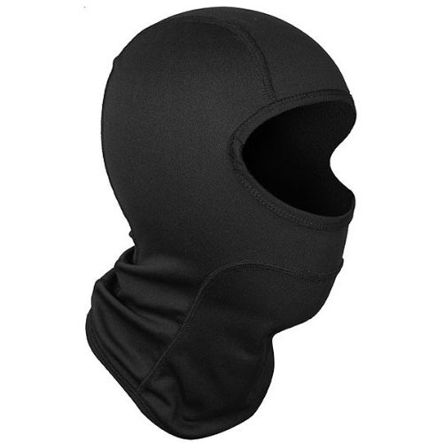 Cortech Journey ST Youth Balaclava Winter Sport Snowmobile Helmet Accessories - Black/Black/One Size Fits Most