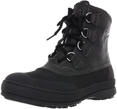 Amazon.com | Skechers USA Men's Alamar Terence Winter Boot