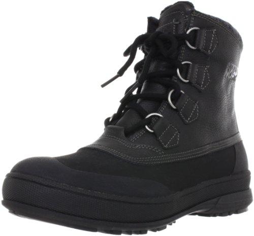 Skechers USA Mens Alamar Terence Winter Boot Black