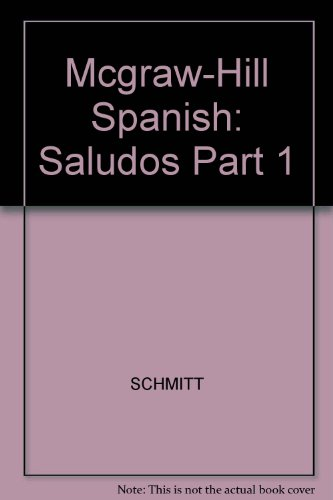Mcgraw-Hill Spanish: Saludos Part 1