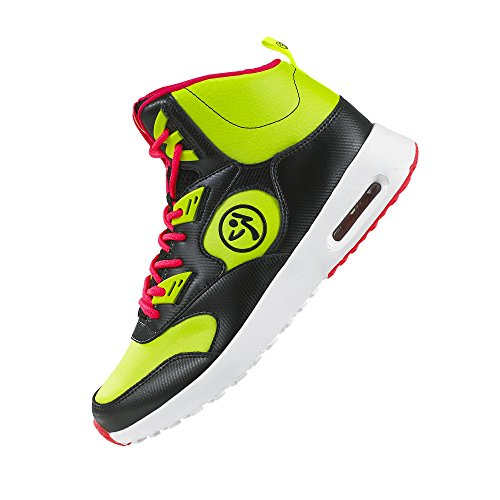 Zumba Athletic Workout Green Classic Dance Protection Max Women's Air Shoe IqtrcwUt
