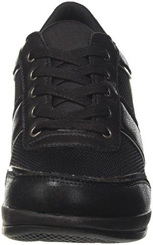 Para Mujer Daily Zapatillas Negro Fornarina Negro 7P6EUWaPT