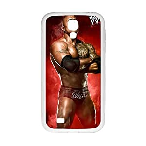 Happy The Rock White Phone For Case Iphone 5/5S Cover