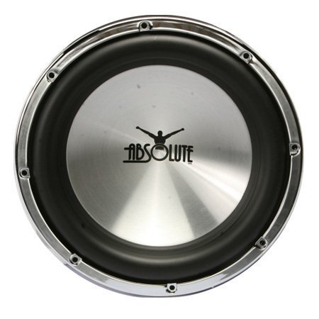 Absolute USA VI2000.4 12-Inch Dual 4 Ohms VI Series Subwoofer