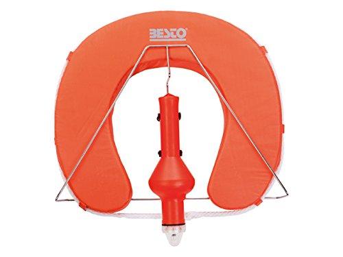 Besto - Flotador boya de rescate marítimo, color naranja: Amazon.es: Deportes y aire libre
