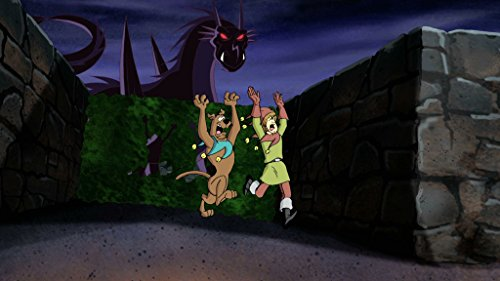 Large Dragon at Large (Scooby Doo)