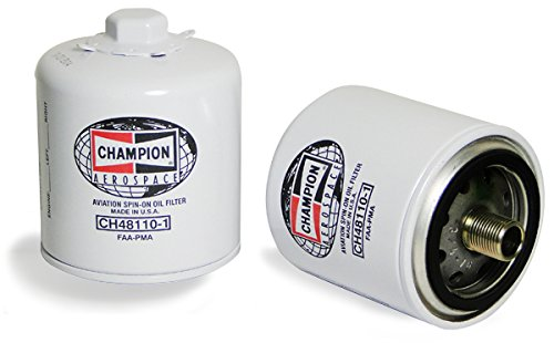 Champion - Aircraft Oil Filter | CH48110-1 (Filters Air Champion)