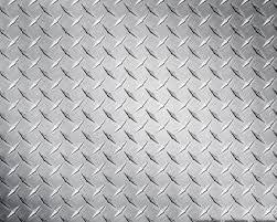 "Aluminum 3003-H22 Bright Finish Diamond Tread Plate - .125"" x 12"" x 48"""