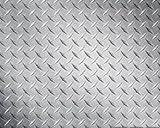 Aluminum 3003-H22 Bright Finish Diamond Tread Plate - .125'' x 12'' x 24''
