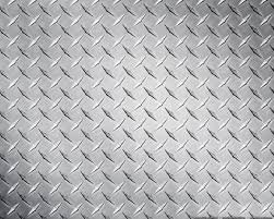Aluminum 3003-H22 Bright Finish Diamond Tread Plate - .188'' x 36'' x 48'' by Shapiro Supply