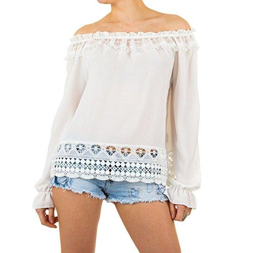 Ital-Design - Camisas - para mujer blanco