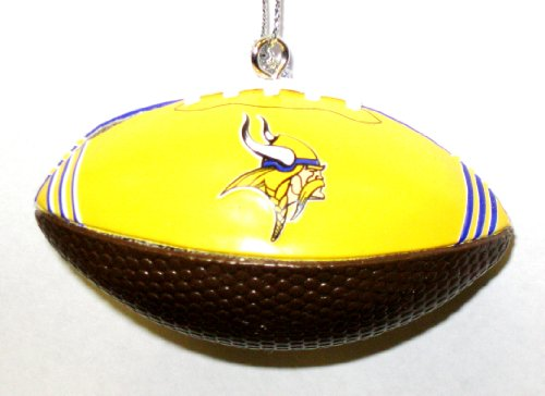 Minnesota Vikings Mini-replica Football Ornament