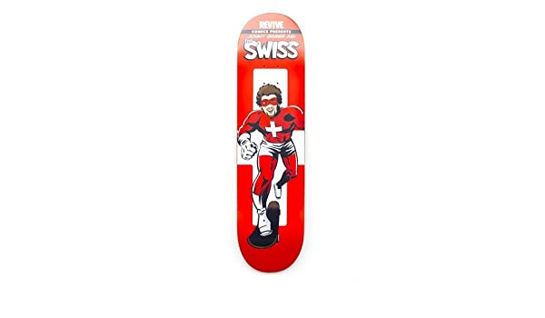 405bb03f5a Amazon.com : Revive Skateboards Jonny Giger | The Swiss - Deck ...