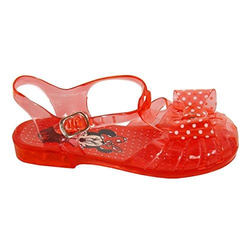Sandalen für Mädchen DISNEY DM000970-B1721 RED