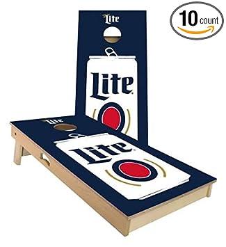 Amazon.com: Skips Garage Miller Lite - Juego de tablas de ...