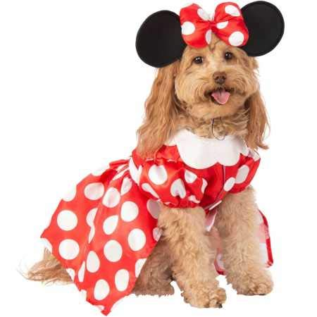 Rubie's Minnie Mouse Dress Pet Costume -