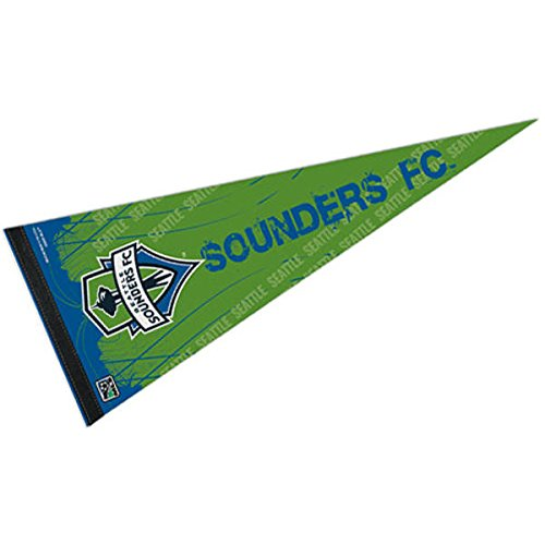 fan products of SOCCER 68858091 Seattle Sounders Premium Pennant, 12
