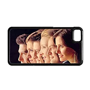 Generic Personalised Back Phone Cover For Kid Printing With Friends For Blackberry Z10 Choose Design 3