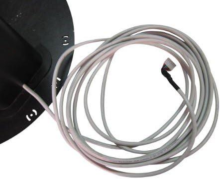 Ambrogio Robot cortacésped Conector en emisor carga: Amazon ...